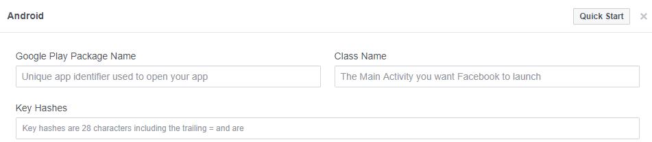 set up facebook firebase authentication