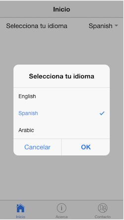 Building an Ionic 3 Multi Language App