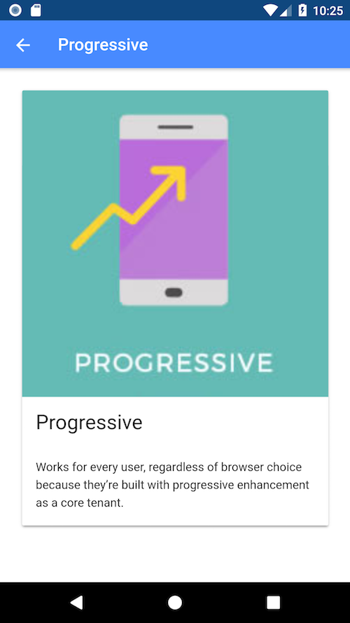 The Complete Guide To Progressive Web Apps with Ionic 4