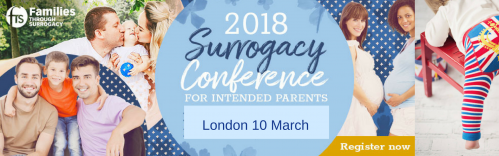 Families Through Surrogacy - London Surrogacy Conference