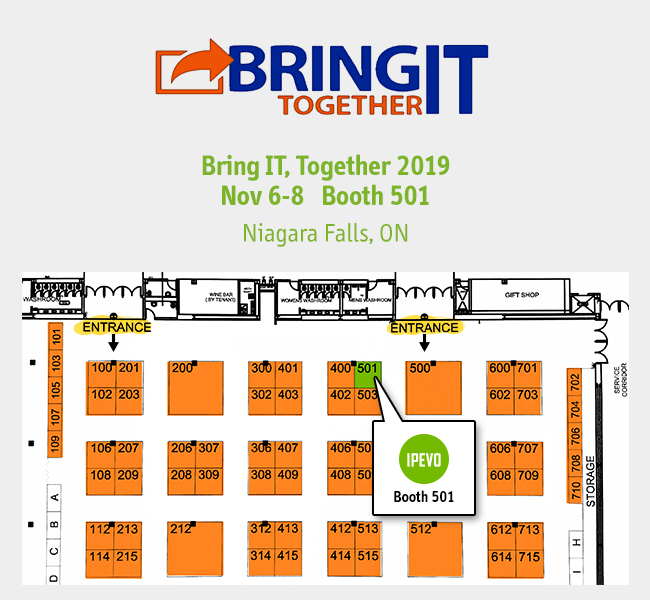 We will be showcasing our latest products at BIT 2019. Join us on Nov 6-8 at booth 501 for more info and some hands-on.