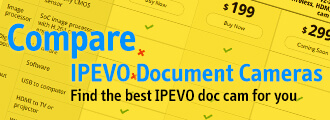 Compare IPEVO Document Cameras