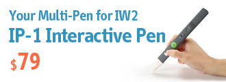 IP-1 Interactive Pen for IW Series Interactive Whiteboard System