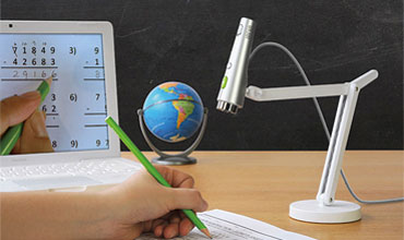 Point 2 View (P2V) USB Document Camera