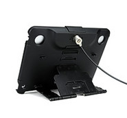 iPad Security Case with Lock and Stand for iPad Air 1, iPad 4, iPad 3, iPad 2, and iPad 1