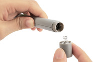 Interactive Pen requires two AAA batteries to power