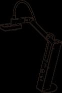 VZ-1 HD VGA/USB Dual-Mode Document Camera
