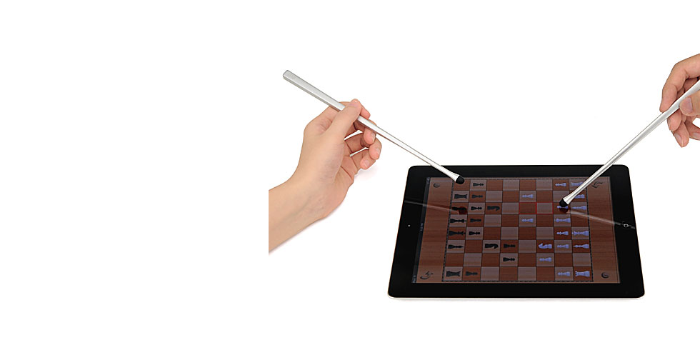 IPEVO Chopstakes Pair of Multitouch Styli - Type L