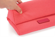 PadPillow Lite is composed of a soft foam covered in 100% cotton fabric