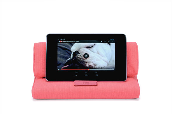 Padpillow Lite Pillow Stand For Ipad Mini And Tablets 7
