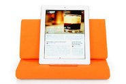 IPEVO PadPillow Pillow Stand for iPad - Tangerine