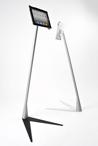 IPEVO Perch Podium Stand for iPad - L Type