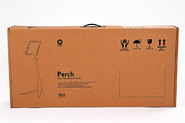 Perch comes in an eco-friendly packaging like all IPEVO products