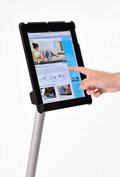 Perch Sofa Side Stand For Ipad M Type