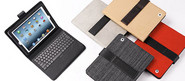 Typi Folio Case + Wireless Keyboard for iPad 4, iPad 3, and iPad 2