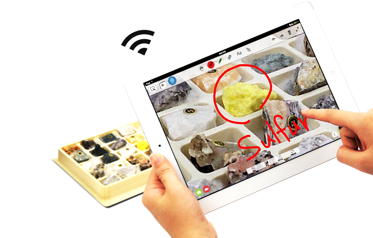 IPEVO Whiteboard App for iPad