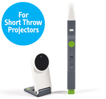 IW2S Wireless Interactive Whiteboard System for Short Throw Projectors