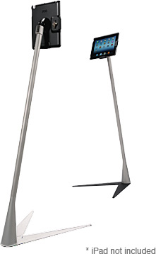 Perch Podium Security Stand for iPad 4, iPad 3 and iPad 2 - L Type