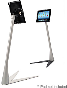 Perch Side Security Stand for iPad 4, iPad 3 and iPad 2 - M Type