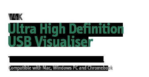 V4K Ultra High Definition USB Camera