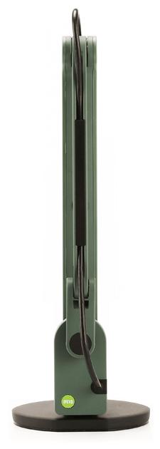 Glass fiber reinforced stand. Stronger yet lighter.
