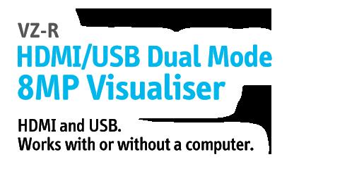 VZ-R HDMI/USB Camera