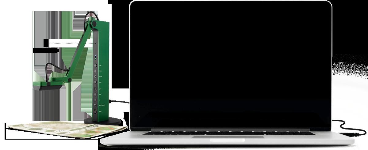 Compatible avec différents logiciels en mode USB. Un visualiseur, de nombreuses utilisations