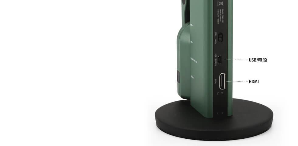 VZ-R HDMI/USB 双模式实物摄影机/数字教材提示机
