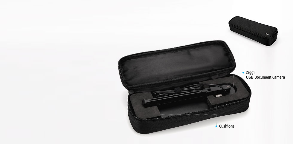 IPEVO Ziggi Carrying Case