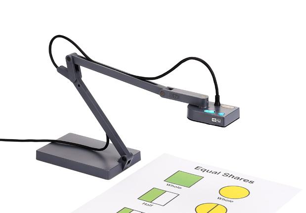 HD Plus High-Definition USB Document Camera
