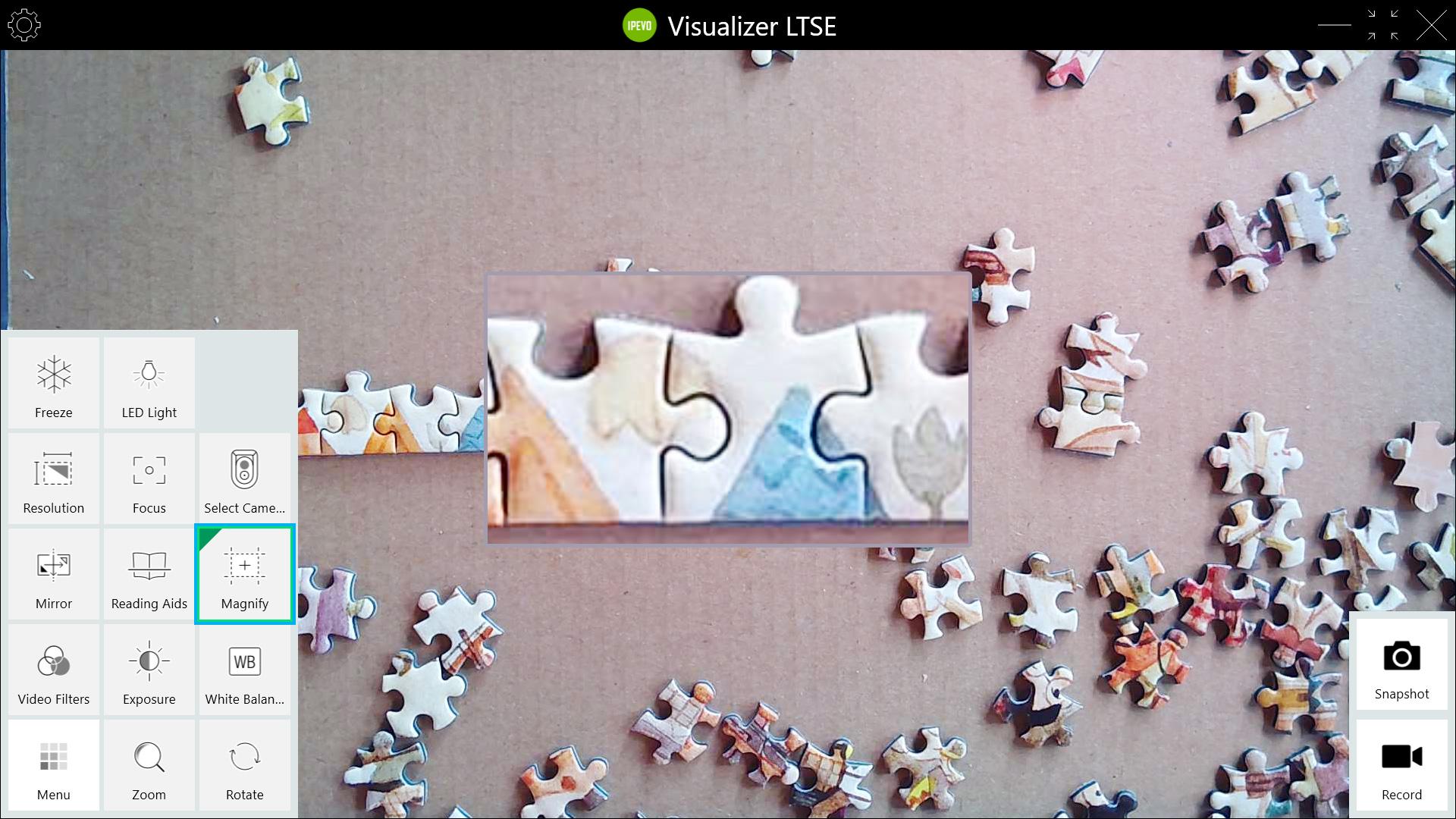 IPEVO Visualizer-LTSE for Windows