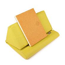 IPEVO Bundle (2 IPEVO PadPillow Stands - Lemongrass and 5 IPEVO Notebooks)