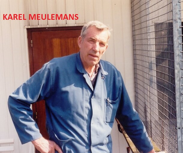 Red Meulemans #16 - see video