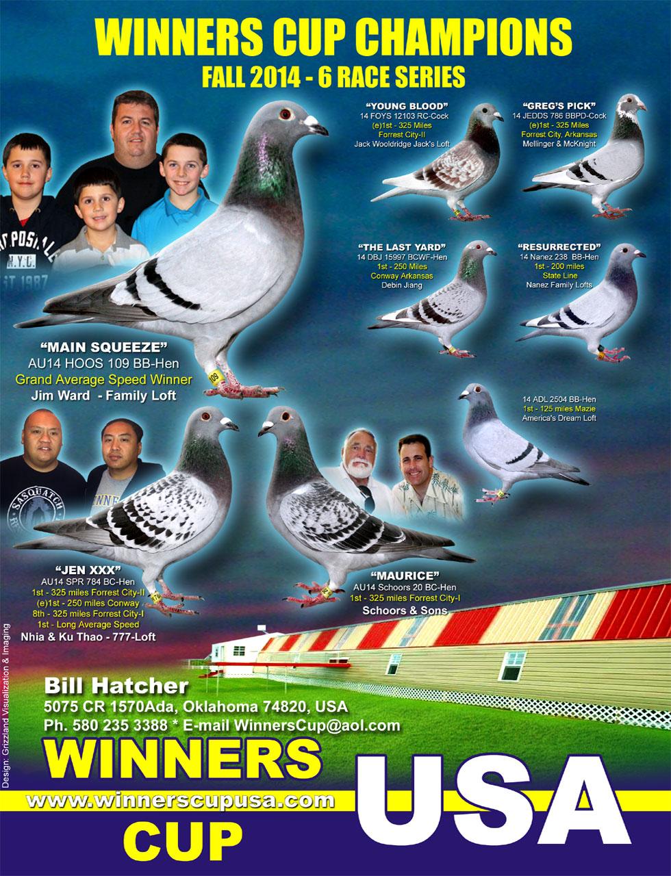 WINNERSCUP USA 4 RACE SERIES
