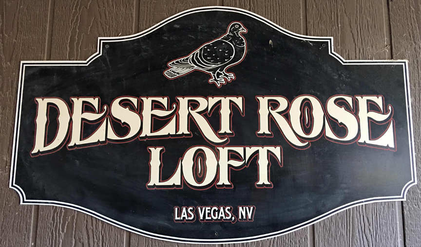 Desert Rose Loft  Upcoming Breeder/Race Bird Auction