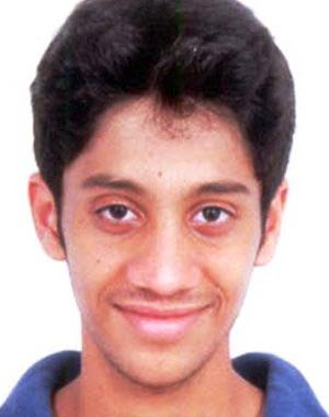 Malhar Desai