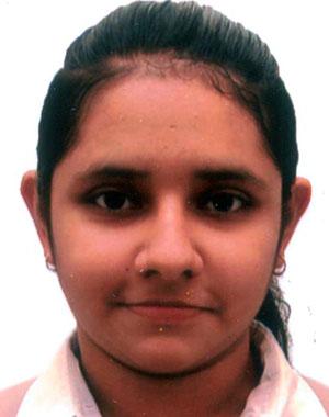 Priyanshi Joshi