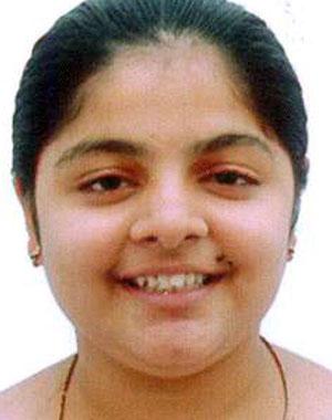Nidhishree Gandhi