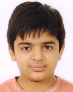 Kahaan Vishal Shah