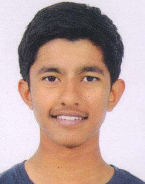 Dhruvin Vipul Shah