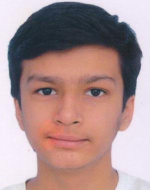 Maharsh Dipal Patel