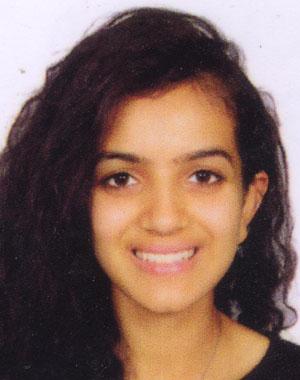 Nishra Divyesh Sejpal