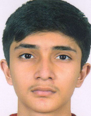 Siddhant Ravi Adatia