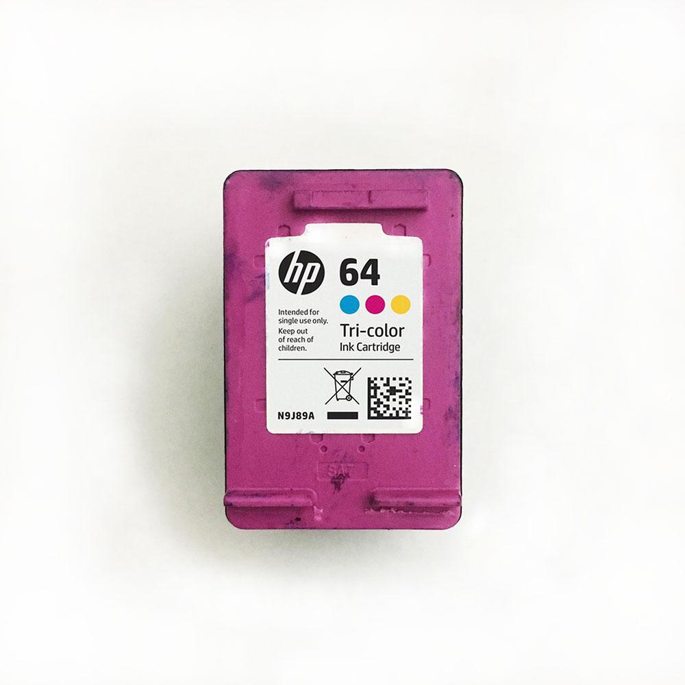 N9J89AN Tri-color No. 64
