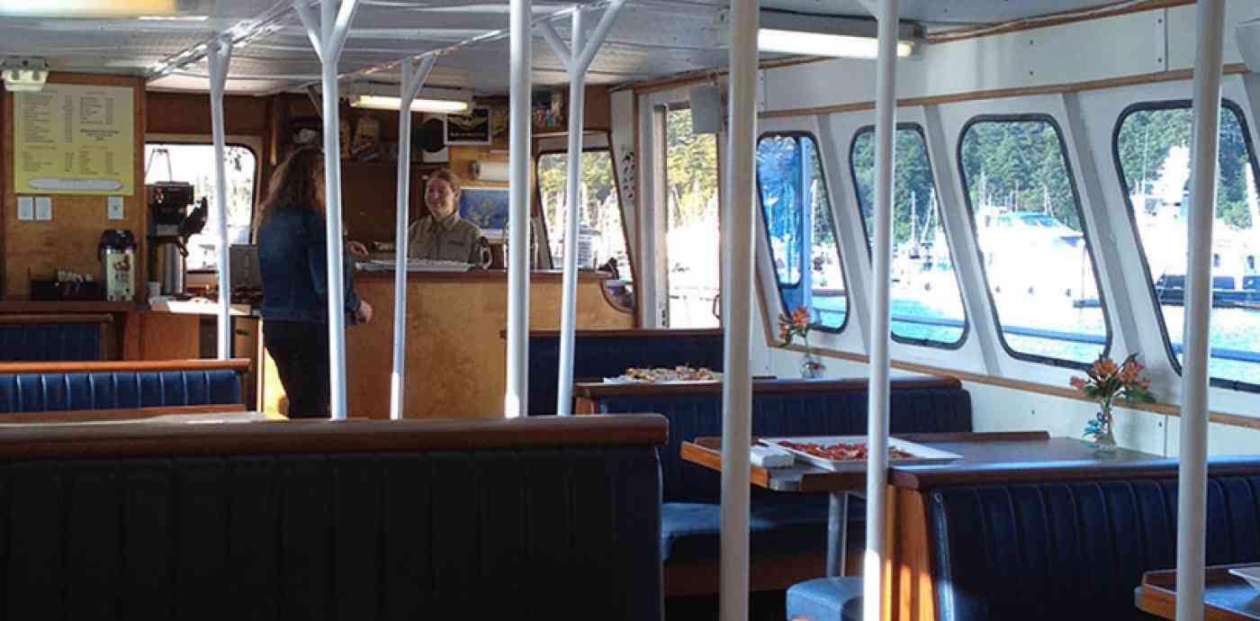 Onboard Menus