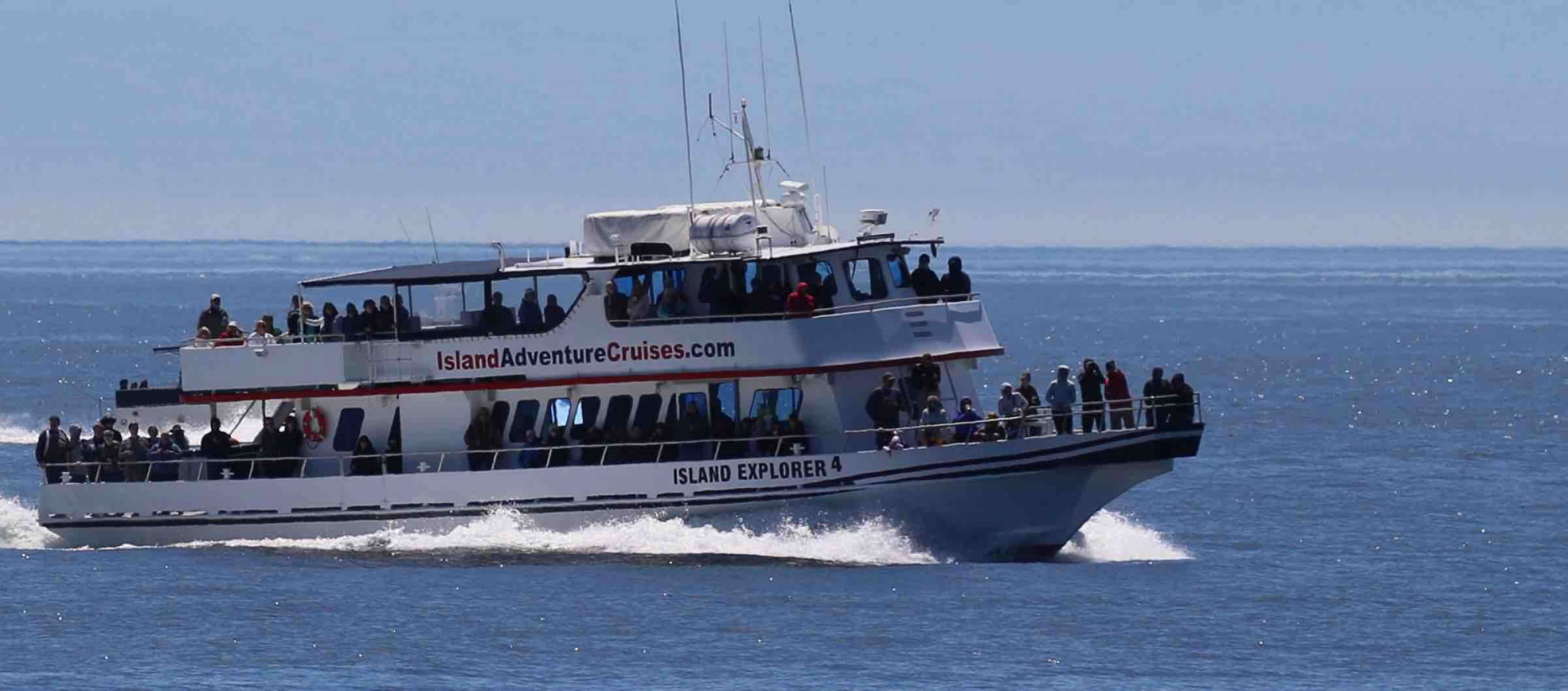 Private Charters in the San Juan Islands | Island Adventures