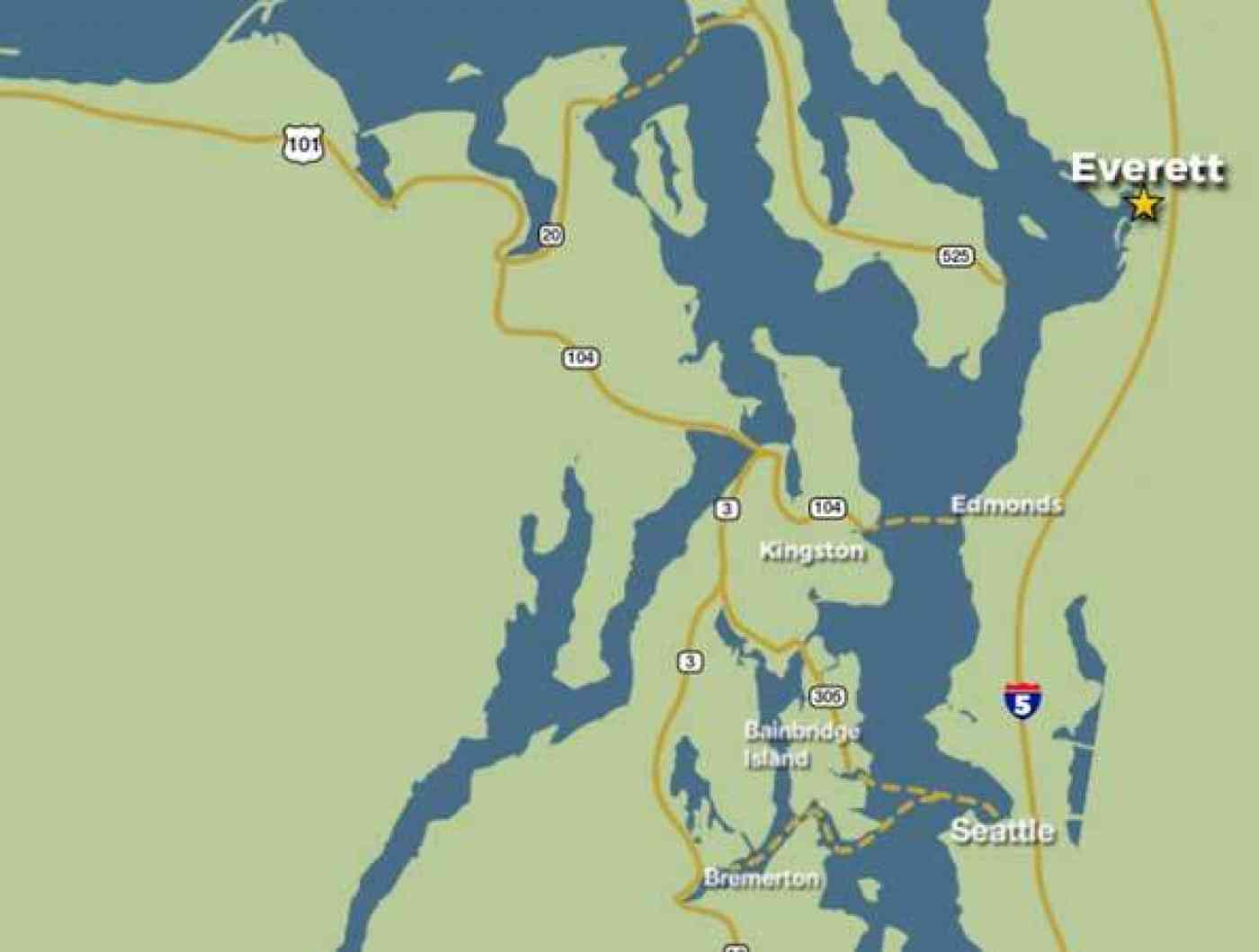 Everett Map