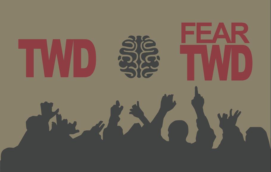 The Walking Dead & Fear The Walking Dead: How Zombies are