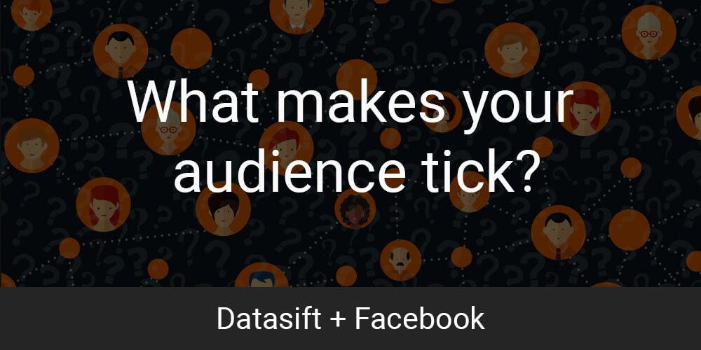 facebook-datasift
