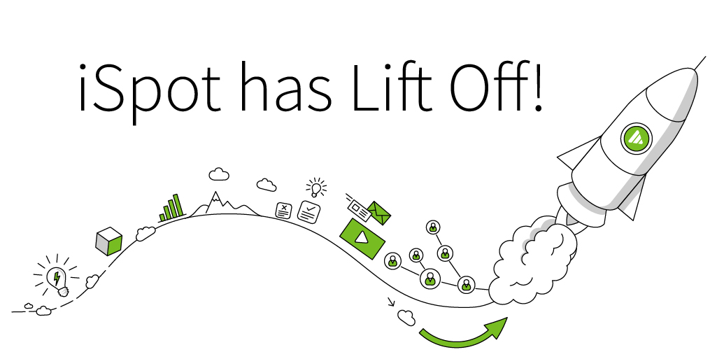 iSpot has Lift Off